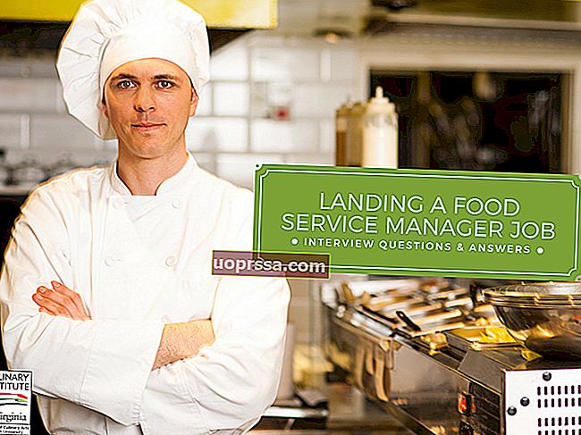 Soalan Temuduga Pengurusan Perkhidmatan Makanan