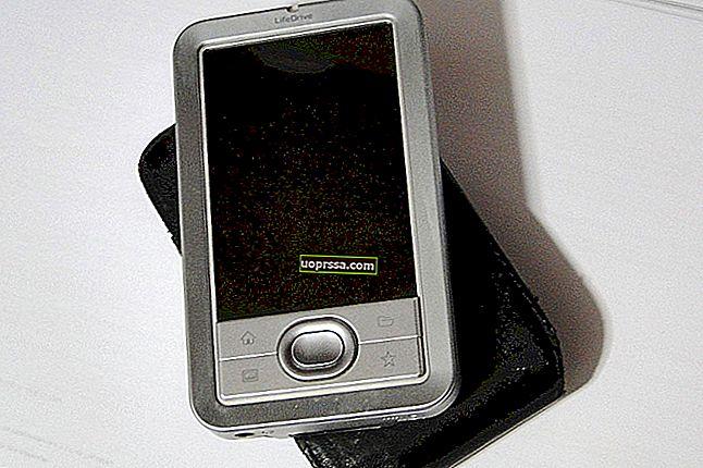 Cara Menghubungkan Palm LifeDrive ke Internet