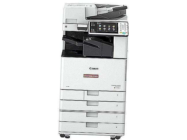Cara Mencetak Dokumen PDF pada Canon ImageRUNNER