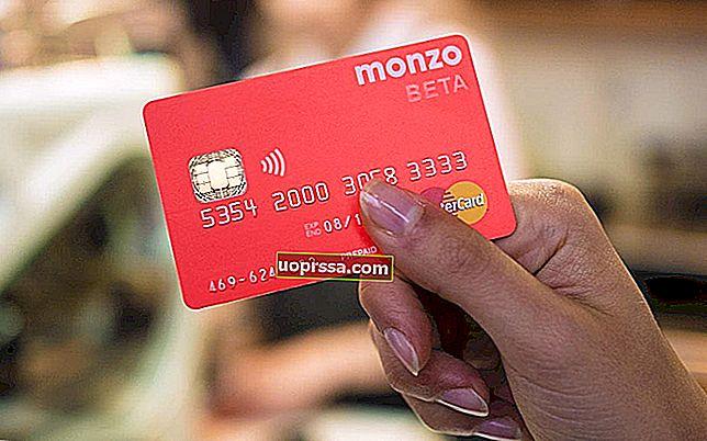 Bagaimana Membandingkan Kartu Kredit Prabayar Inggris