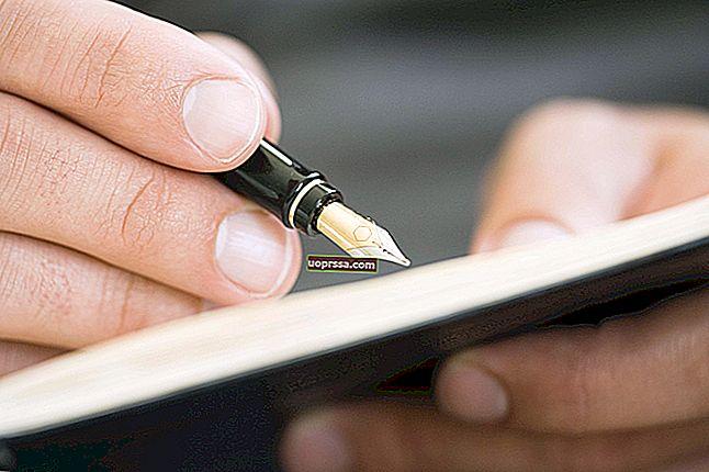 Bagaimana Menulis Biografi Eksekutif Perusahaan