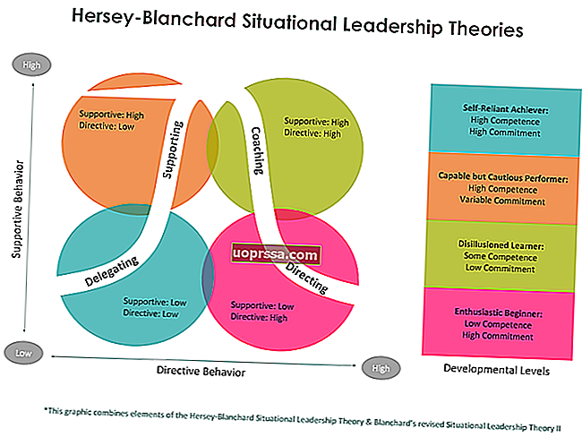 Deskripsi Situational Leadership