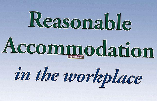 Hukum ADA di Tempat Kerja